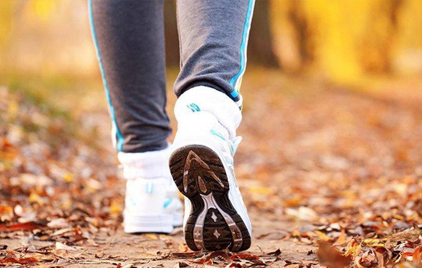 پیاده روی برای کاهش وزن