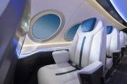 هواپیمای الکتریکی لوکس «آلیس» شرکت ایویشن