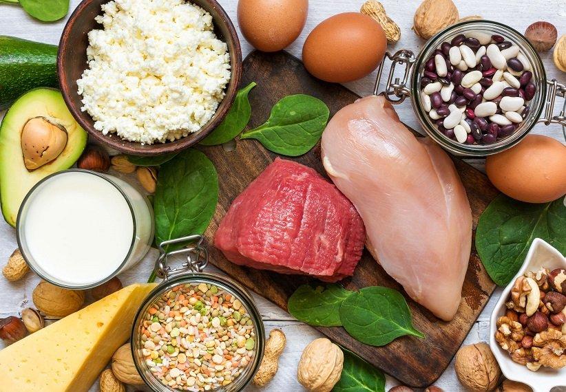 مواد خوراکی دارای اسیدهای آمینه ضروری