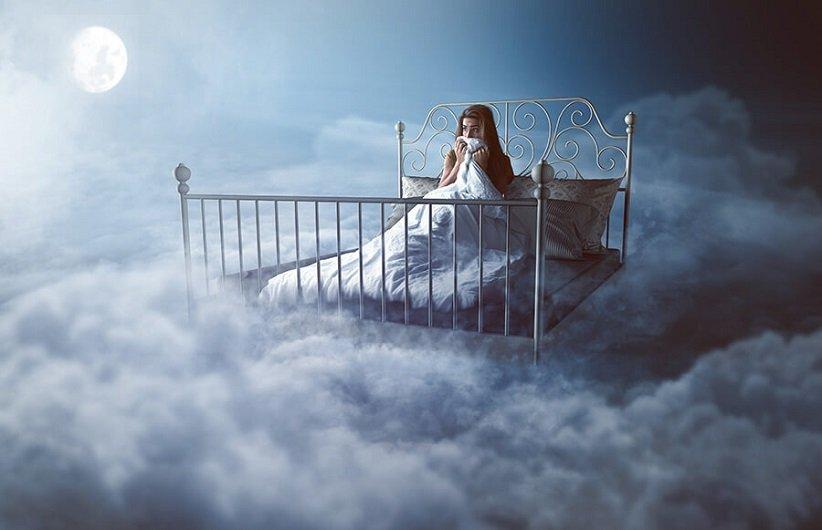 خواب دیدن حالتان را خوب میکند