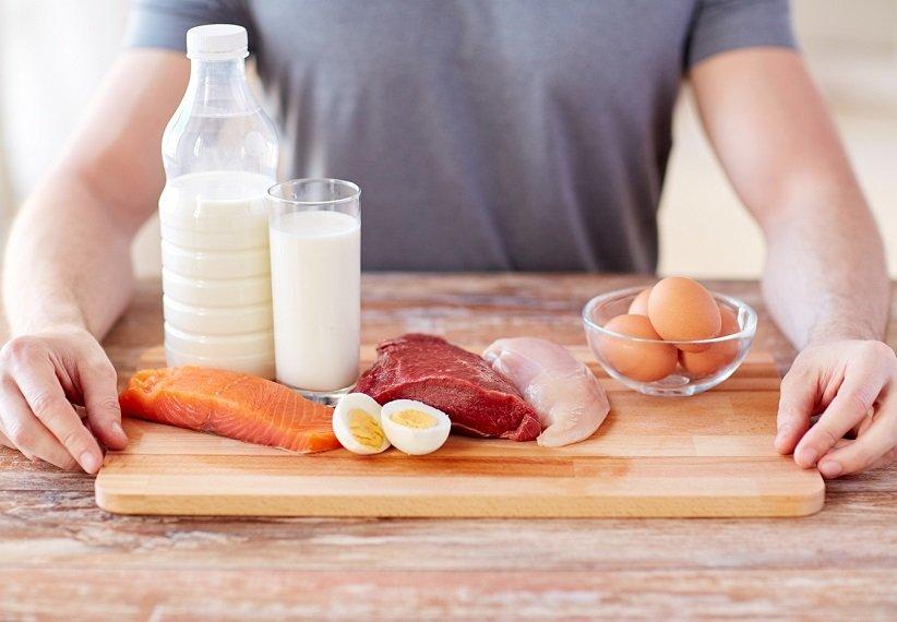 عدم مصرف پروتئین منجر به انواع بیماریها میشود