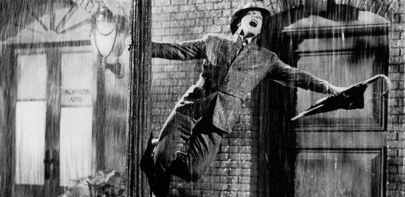 فیلم آواز در باران