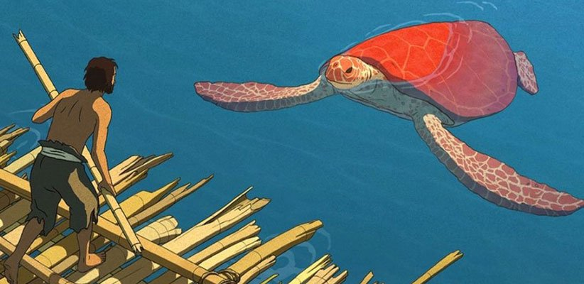 لاکپشت قرمز