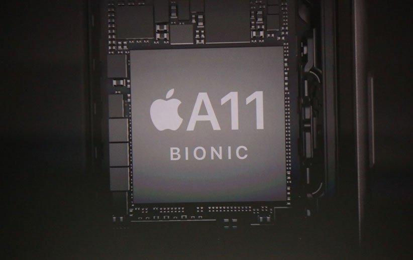 چیپست A11 اپل
