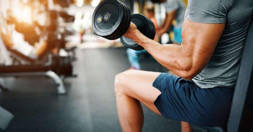 تمرین با وزنه