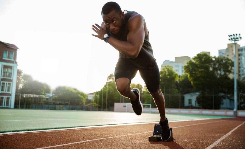 دویدن سرعتی