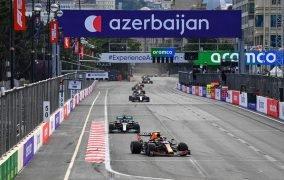 رقابت باکو آذربایجان از فصل 2021 فرمول یک