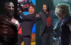 بهترین لحظات E3