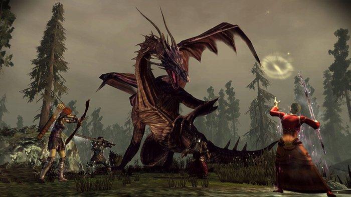 بازی Dragon Age Origins