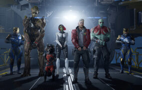 بازی Marvel's Guardians of the Galaxy