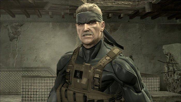 بازی Metal Gear Solid 4
