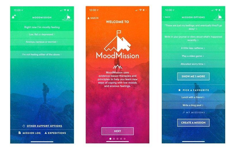 اپلیکیشن MoodMission