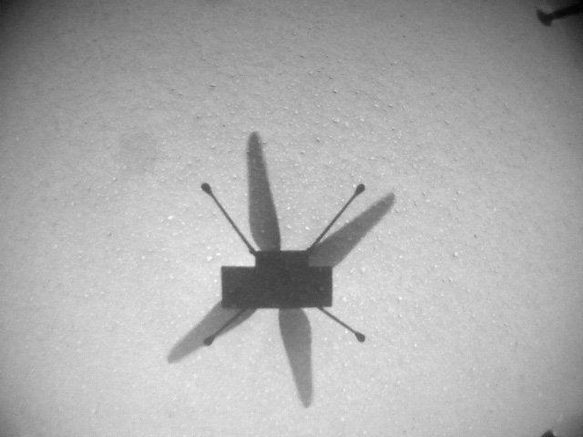 هفتمین پرواز نبوغ در مریخ