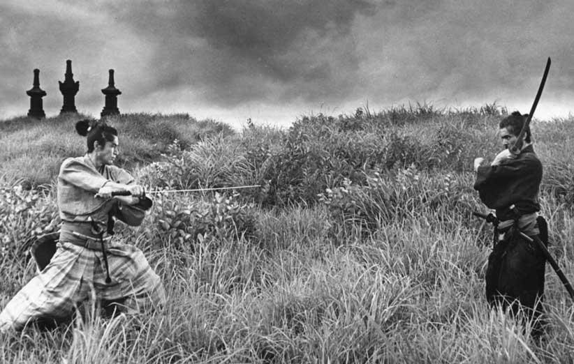 فیلم شورش سامورایی
