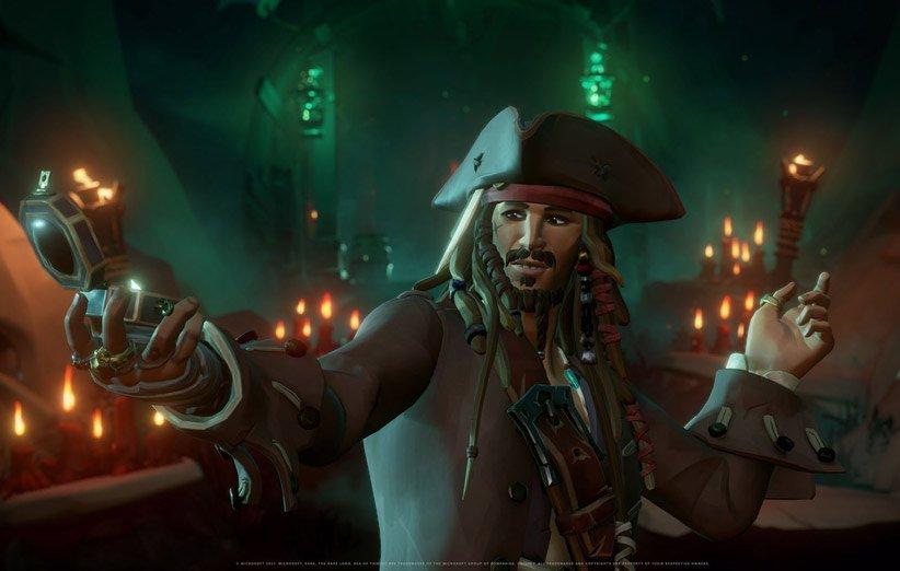 محتوای جدید Sea of Thieves با حضور دزدان دریایی کاراییب عرضه خواهد شد