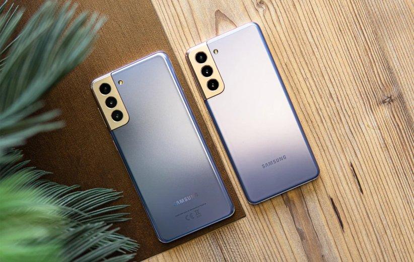 گوشیهای سامسونگ سری گلکسی S21