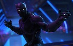 پلنگ سیاه در بازی Marvel's Avengers