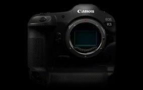 دوربین کانن EOS R3