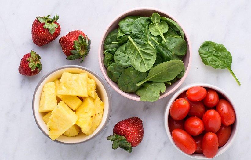 میوه و سبزیجات کمقند