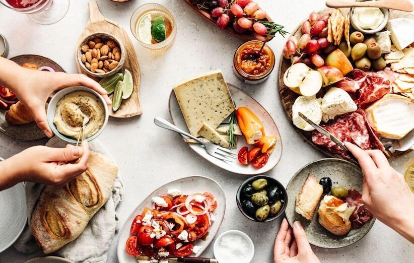 انگور و رژیم غذایی