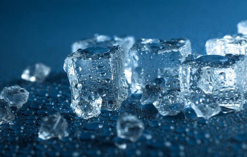 بستههای یخ خشک بسازید