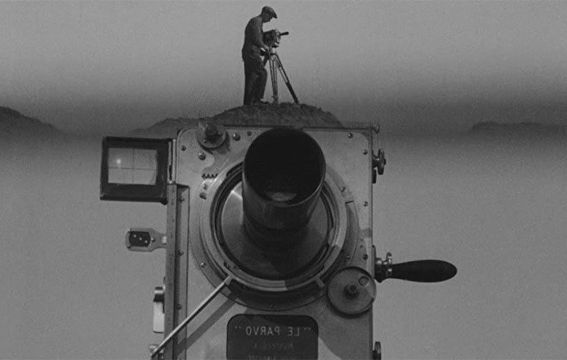 مردی با دوربین فیلمبرداری ۱۹۲۹