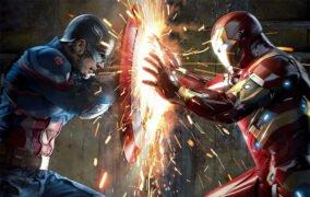 دعوای کاپیتان آمریکا و مرد آهنی