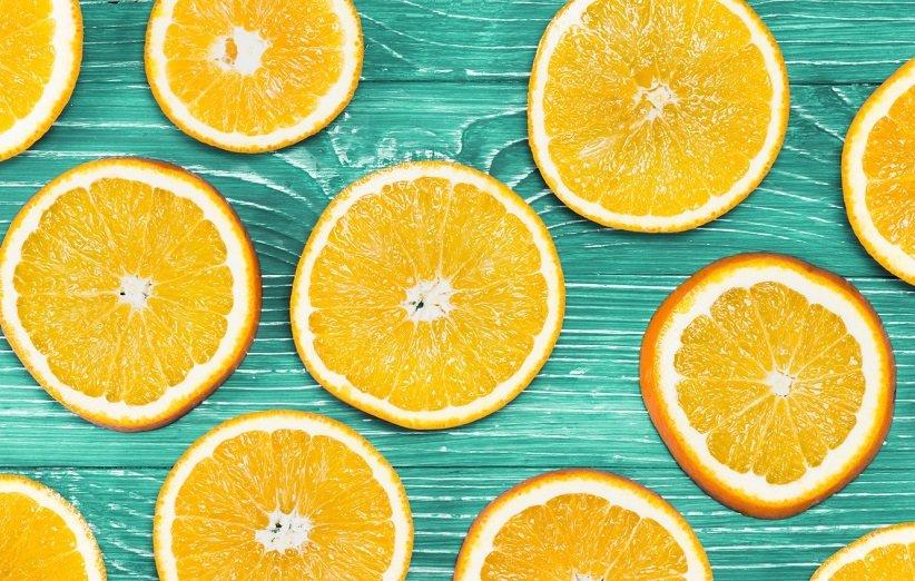 پرتقال از میوههای کمقند