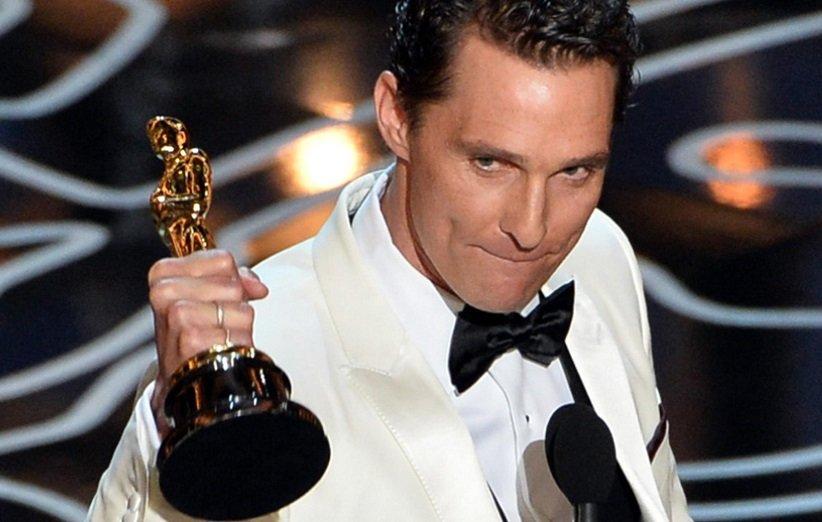 دریافت جایزه اسکار - چراغ سبزها