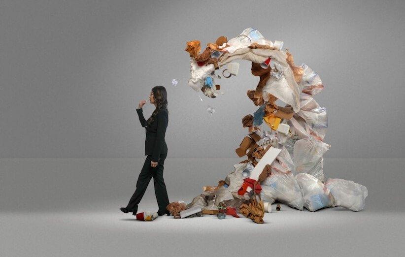 تاثیرات منفی آلودگیهای پلاستیکی بر سلامت انسان