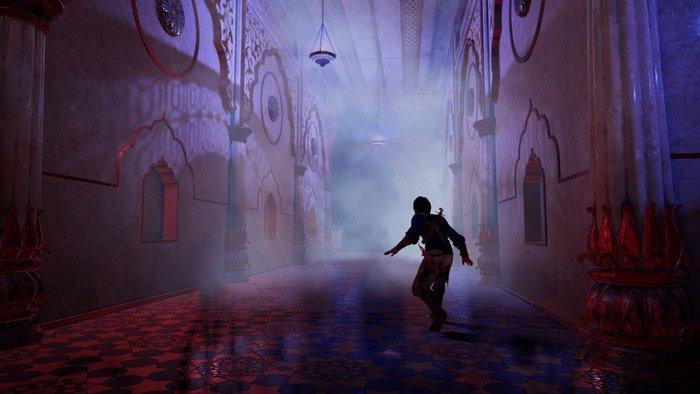 بازسازی بازی شاهزادهی پارسی: شنهای زمان