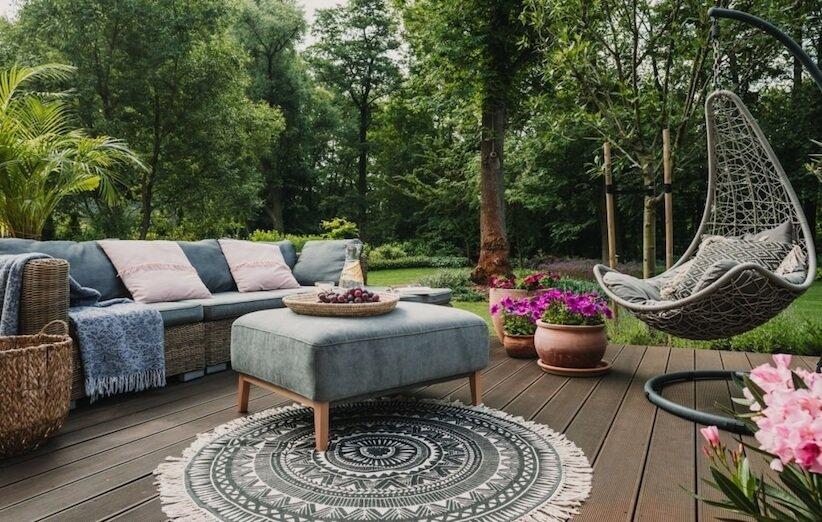 10 ایدهی سادهی دکوراسیون داخلی خانه مخصوص فصل تابستان
