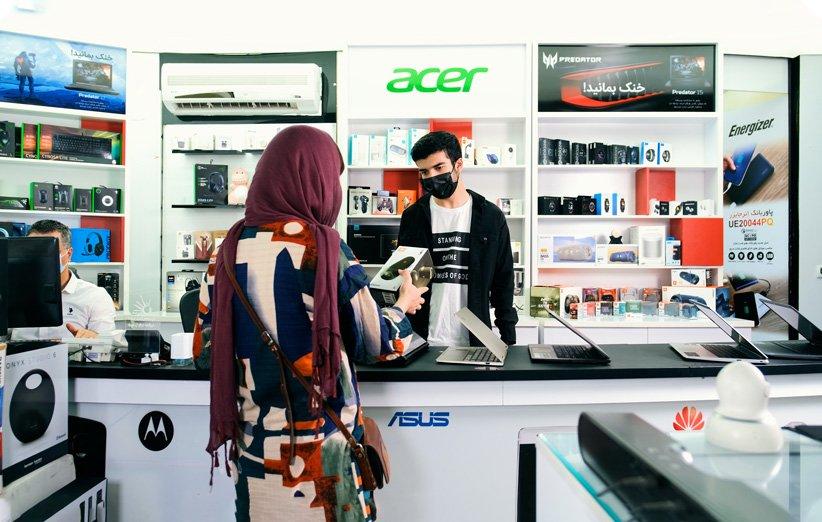 از جمهوری تهران تا شیراز؛ داستان موفقیت یکی از فروشندگان برگزیده دیجیکالا
