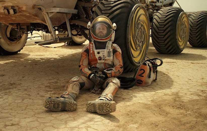 فیلم مریخی