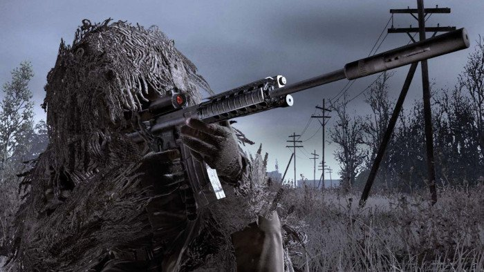 بازی Call of Duty 4: Modern Warfare