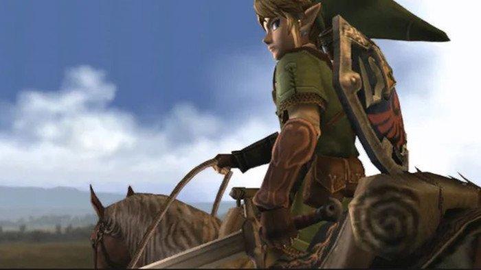 بازی The Legend of Zelda: Twilight Princess