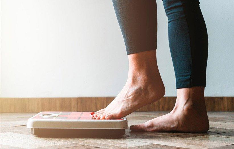 دلایل افزایش وزن