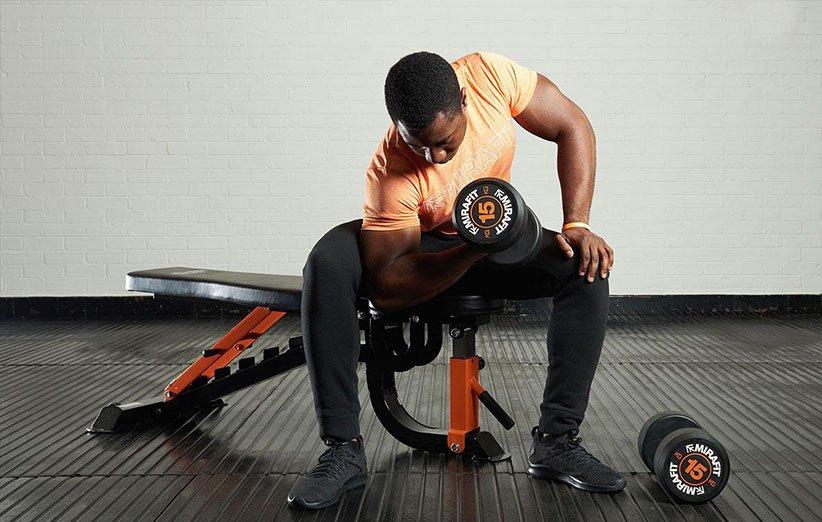 ورزش با وزنه