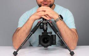 سهپایه دوربین زیلتو مدل FM5S