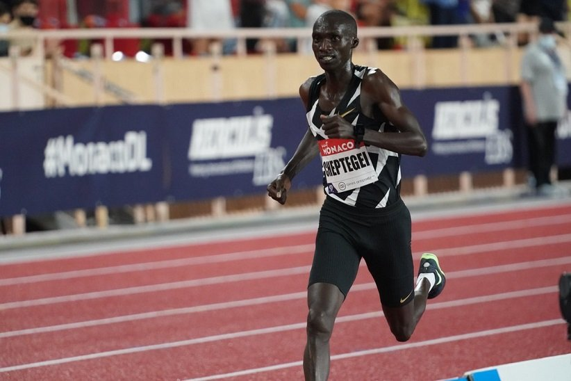 رکورد «جاشوا چپتگی» در دوی 5000 و 10000 متر آقایان
