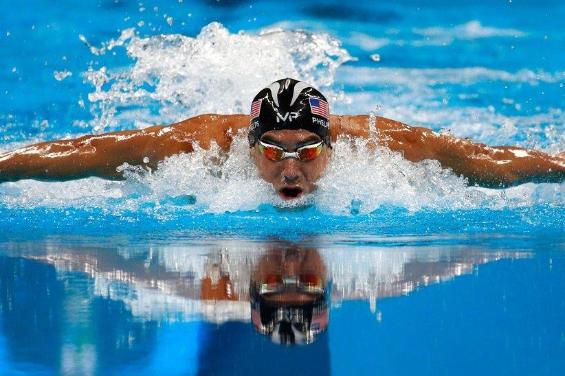 رکورد «مایکل فلپس» با 23 مدال طلا