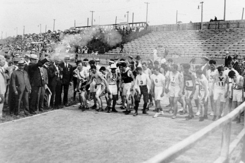 رکورد آمریکا با مجموع 239 مدال در المپیک 1904