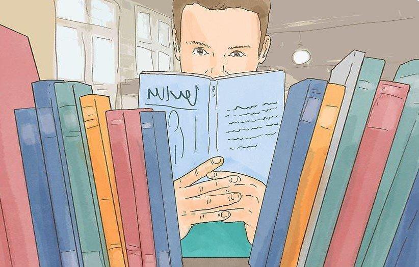 مطالعه کنید و بیاموزید