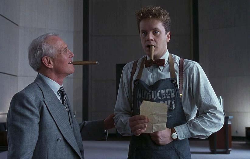 وکیل هادساکر. ۱۹۹۴. پل نیومن