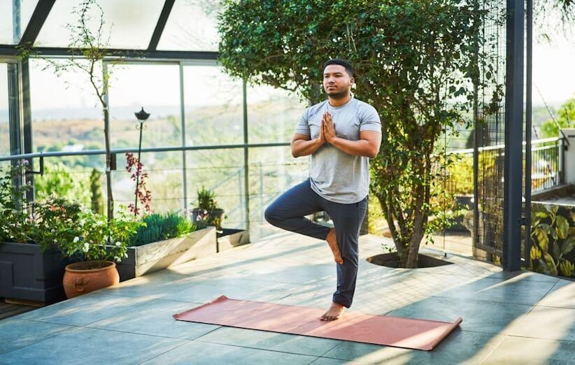 تمرینهای تعادلی