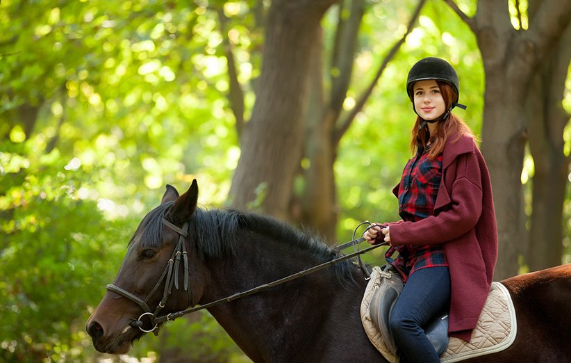 سوارکاری با اسب