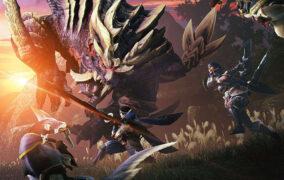بازی Monster Hunter
