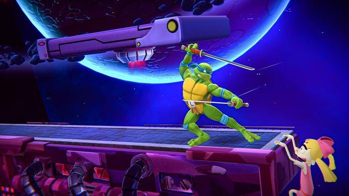 بازی Nickelodeon All-Star Brawl