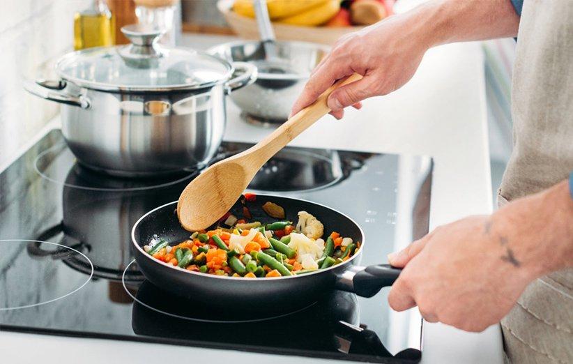 پختن غذا