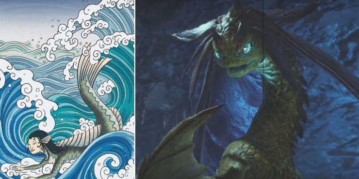 ده هیولای الهامگرفته شده از اساطیر ژاپن در مانستر هانتر رایز